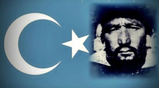 Doğu Türkistan'ın Hürriyet Mücadelesinin Bayrak isimlerinden Osman Batur
